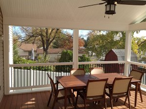 Screened Porches in Baltimore County Freedom Fence & Deck