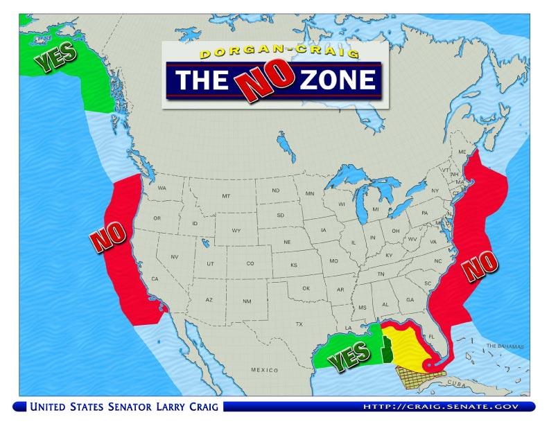 No drill Zones