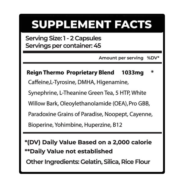 regign fat burner thermo review)