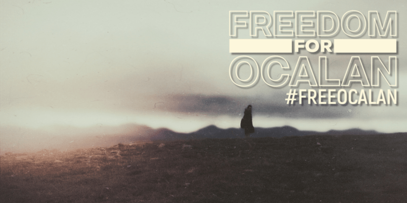 The isolation of Abdullah Ocalan