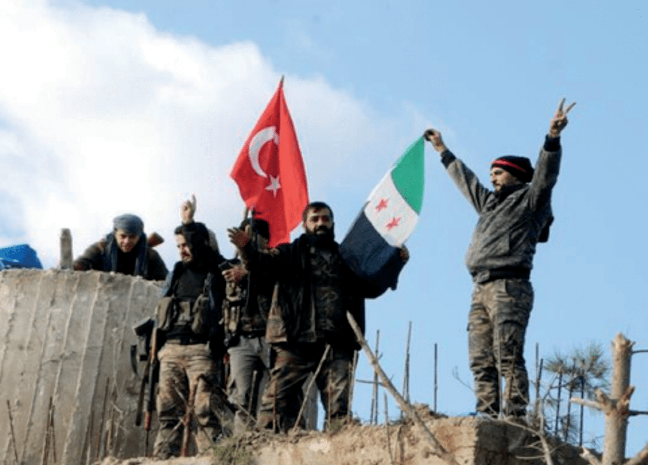 Turkey's War on the Kurds