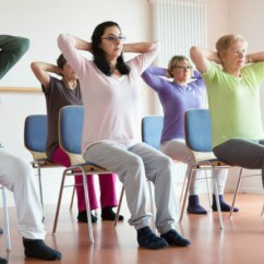 Yoga Chair Exercises For Seniors Clear Plastic Chairs Those Who Suffer From Arthritis Freedom Home Care