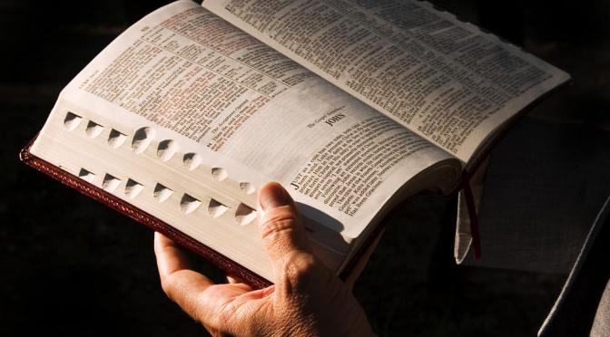 Q&A: How do I start getting into the Bible?