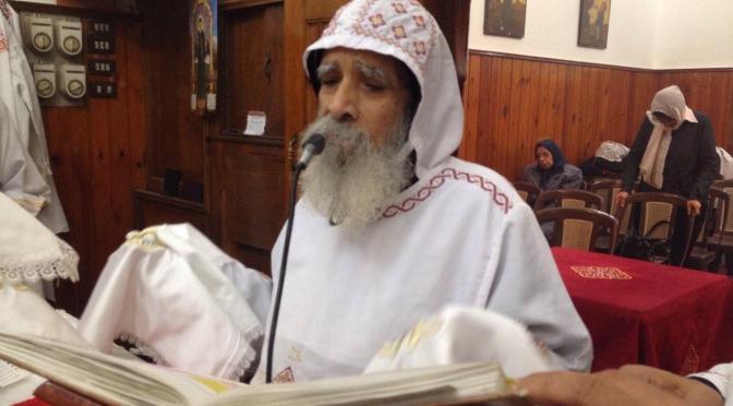 A true elder: remembering Abouna Stefanos