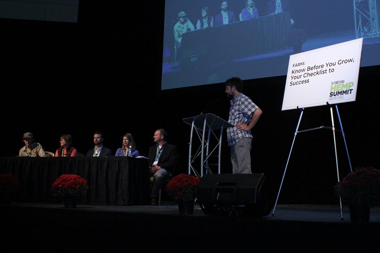 Panel de Cumbre de Cáñamo PA
