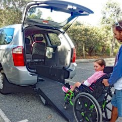 Wheelchair Car Kms Fishing Chair Testimonials Access Vehicles Ramp Conversions Freedom Motors Australia Customer Accessible Vehicle