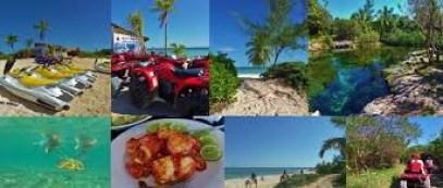 Punta Venado activities