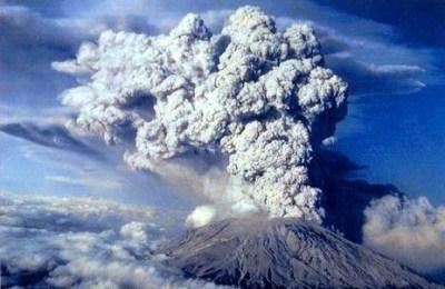 mount tamboro volcanic eruption