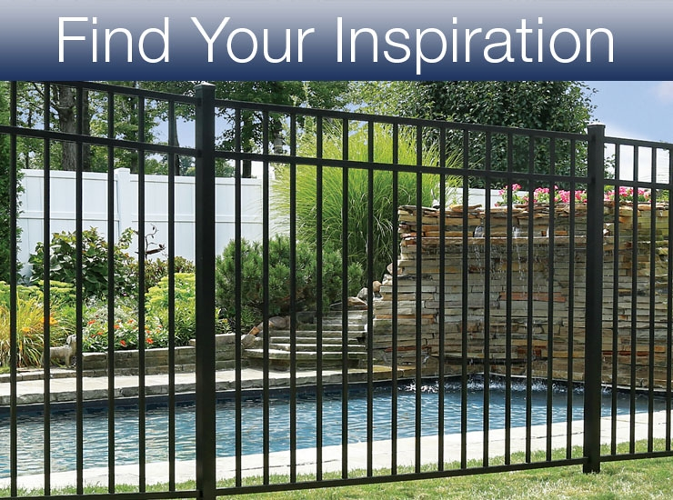 Aluminum Vinyl Fence Aluminum Rail Yard Accents Freedom | Wrought Iron Railings Lowes | Stair Balusters | Lowes Cost | Deck Railing | Baluster | Stairs
