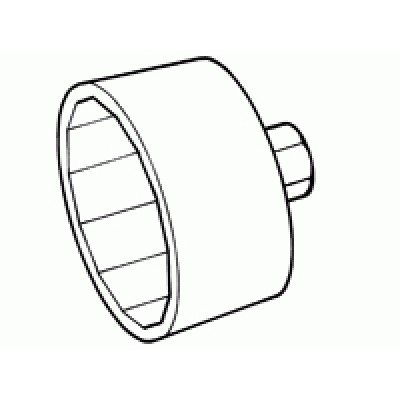 9551A Oil Filter Socket 9551