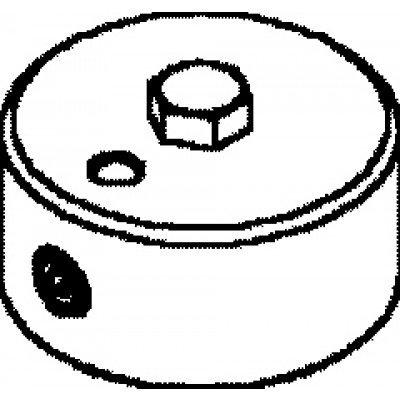Oil Pressure Testing Tool J-42907 U