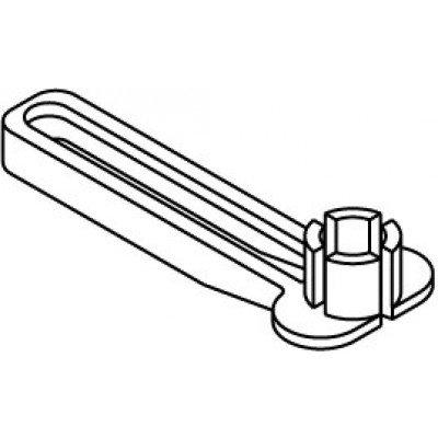Fuel Line Release Tool J-46363 6603