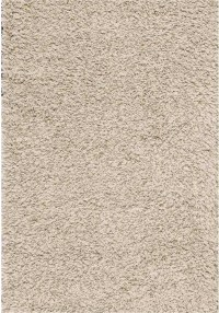 Contemporary Shag Area Rug 5 x 8- Beige | Freedom Rent ...