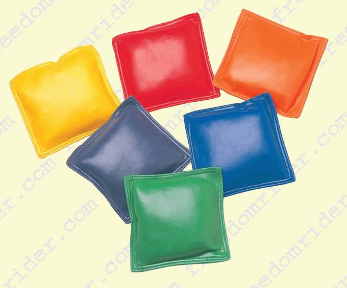 bean bags colors numbers