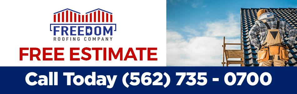 Roofing Estimator and Estimates in Lakewood, CA