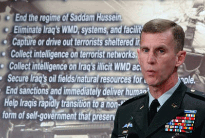Top allied commander [McChrystal]  apologizes for magazine profile [Rolling Stone]