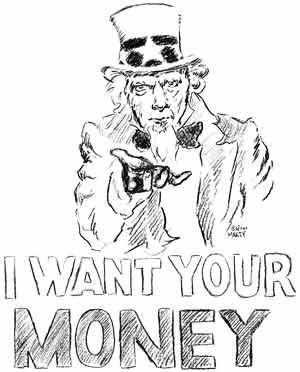 Ron Paul: Reject the Welfare-Warfare State!