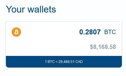 1 bitcoin į cad