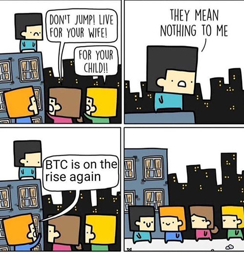 bitcoin price going up again