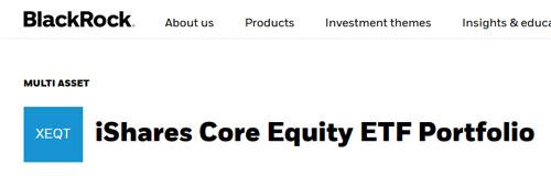 XEQT ETF for beginning investors