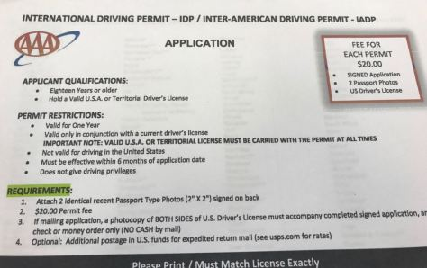 Should You Get an International Driver's Permit? | Freedom
