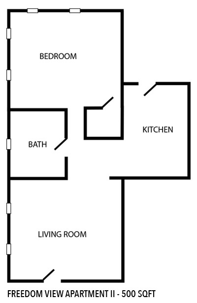 Freedom View Apartments Unit II