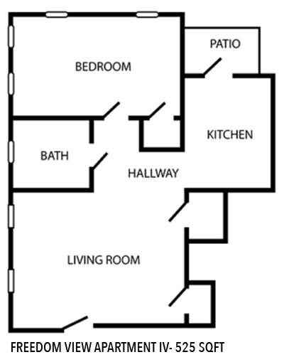 Freedom View Apartments Unit IV
