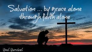 grace by faith