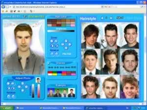 Hairstyle For Men And Try On Virtual Hairstyle