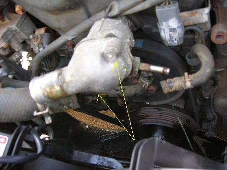 1996 toyota corolla belt diagram 3 wire switch wiring replace miata water pump
