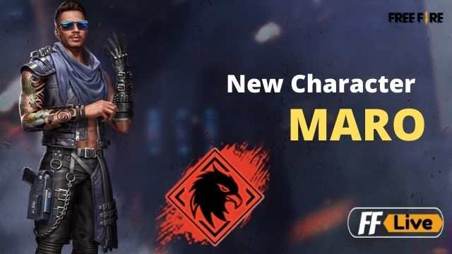 Maro character in ff