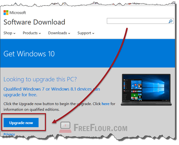 How to Upgrade to Windows 10 From Windows 7/8/8.1 Now