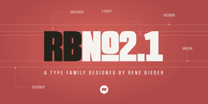 RBNo font