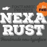 Nexa Rust Font Free