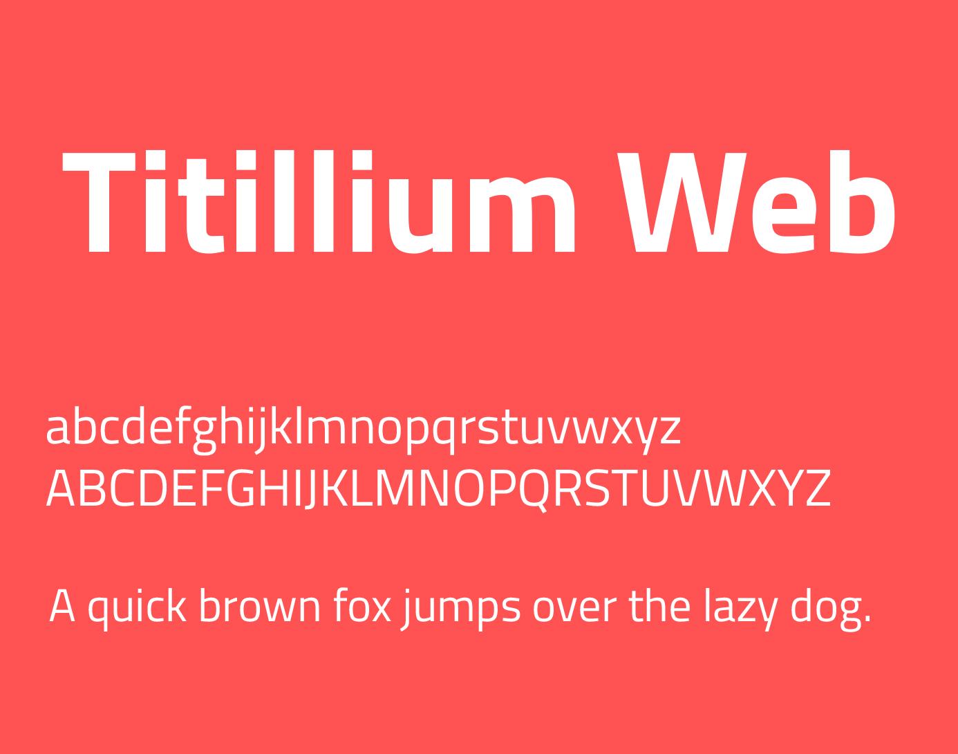 titillium-web-font