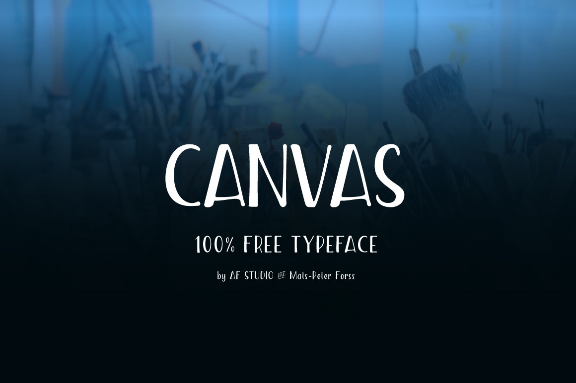 Download Canvas - Free Condensed Font - Free Fonts