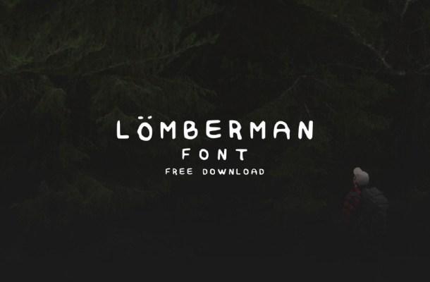 Lumberman Handwritten Font