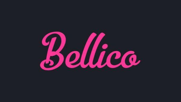 Bellico Typeface + Bonus Vectors Free