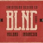 Blnc Round Free Font