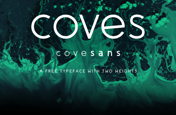 Coves Free Font