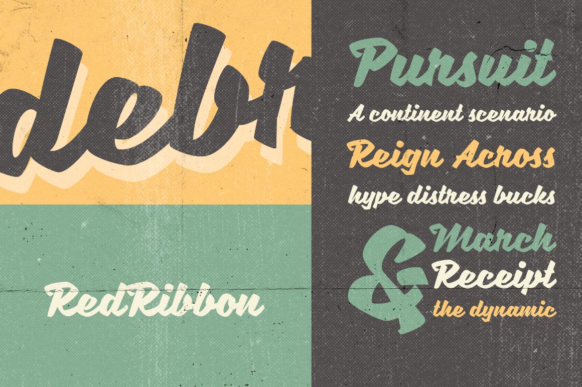 Sweet Sorrow Free Font3