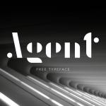 Agent Typeface