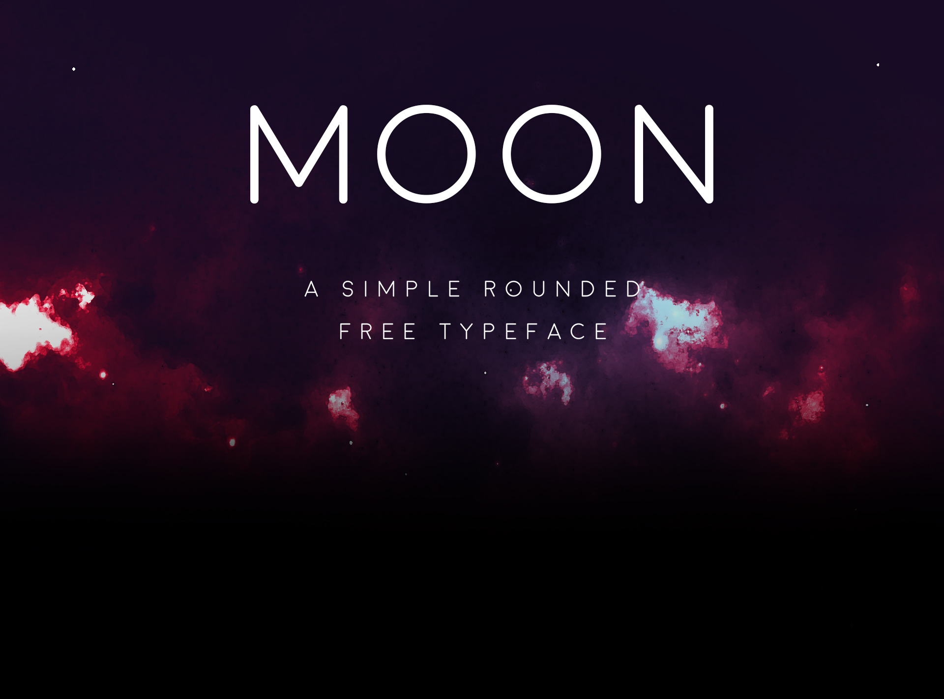 Moon Typeface Free Download - Free Fonts