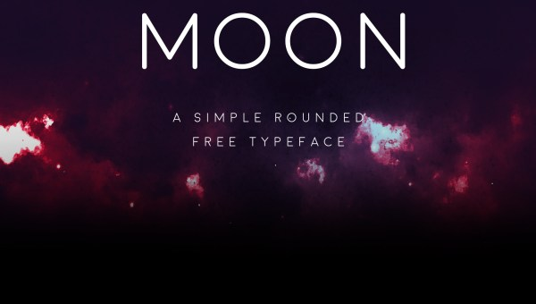 Moon Typeface Free Download