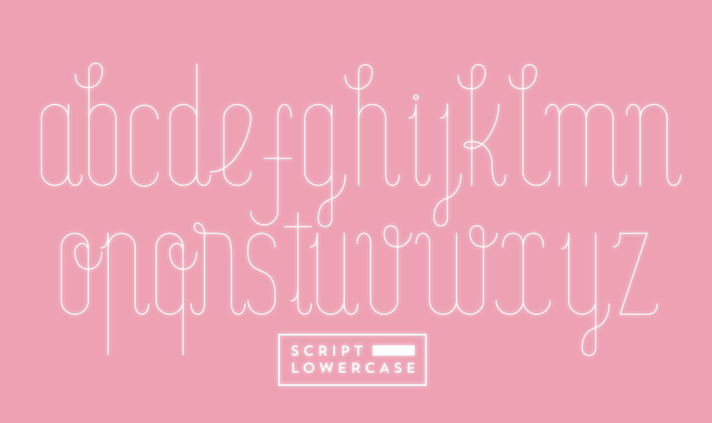 Arcadia Typeface3