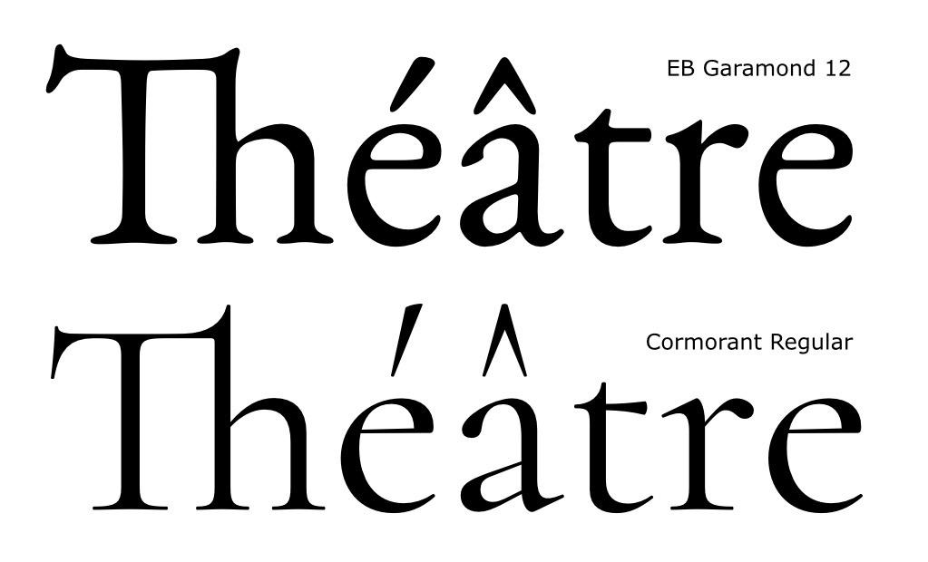 cormorant font banner3