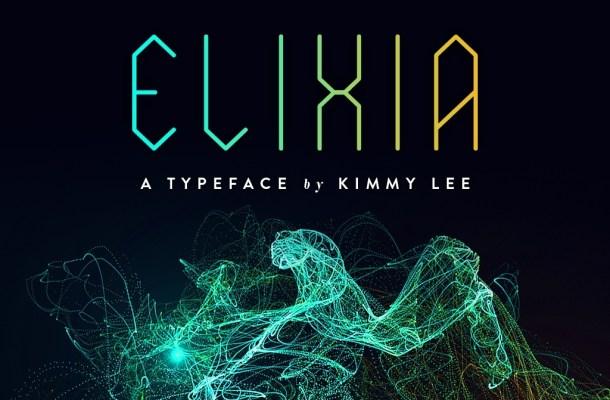 Elixia Font Free