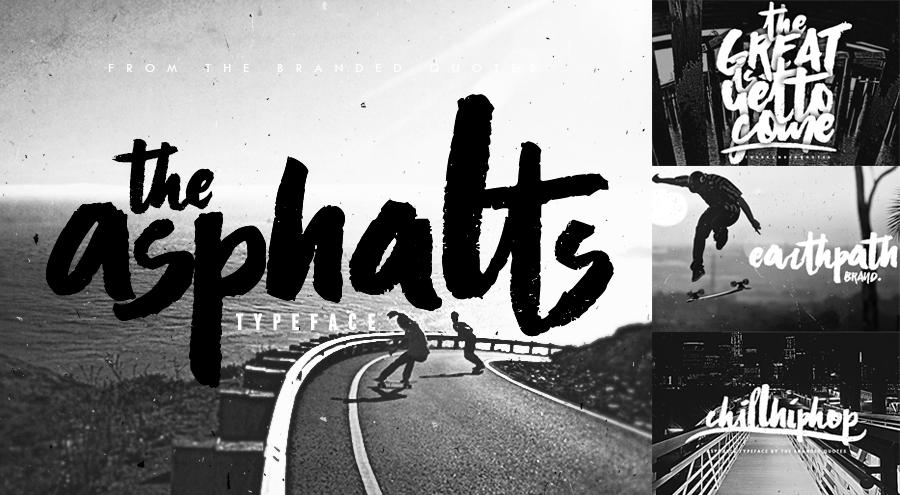01_asphalts-free-font
