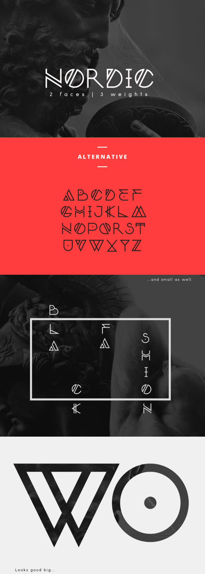 Nordic Free Font - Free Design Resources