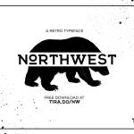 Northwest Free Typeface